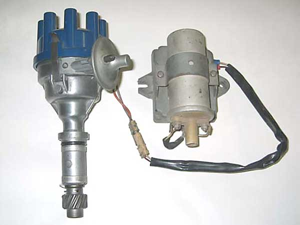 Rover Sd1 - V8 Electronic Ignition
