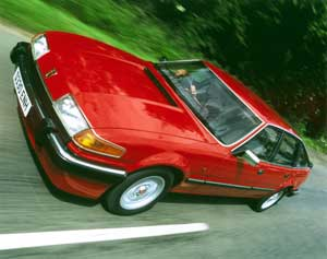Click to Enlarge Rover SD1 Twin Plenum 3500cc Vitesse